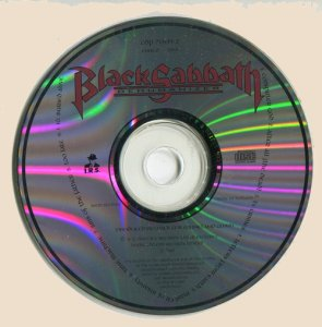 CD_Black Sabbath - Dehumanizer