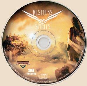CD_Restless Spirits (2019)