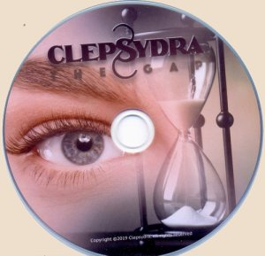 cd_Clepsydra - The Gap (2019)
