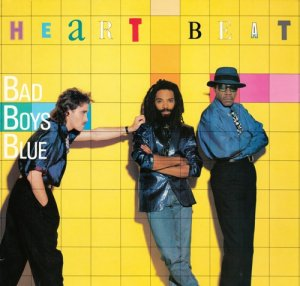 Bad Boys Blue - Heartbeat (LP)