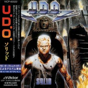 U.D.O. - Solid (1997)