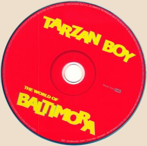 CD-Tarzan Boy - The World Of Baltimora (2010)