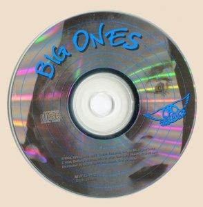 CD-Aerosmith - Big Ones (1994)