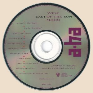 CD-A-Ha - East Of The Sun West Of The Moon (1990)