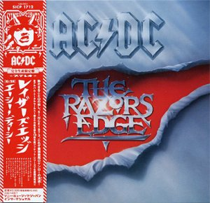 AC/DC - The Razors Edge (1990)