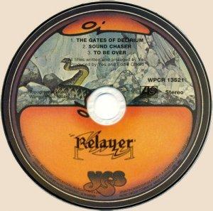 CD-Relayer (1974) Remastered SHM-CD 2009