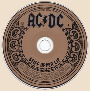 CD-AC/DC - Stiff Upper Lip (2000)