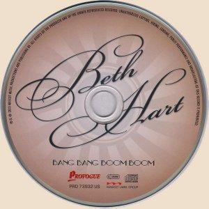 cd-Beth Hart - Bang Bang Boom Boom (2013)
