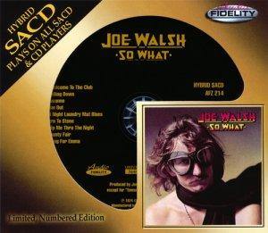 Joe Walsh - So What (1974)