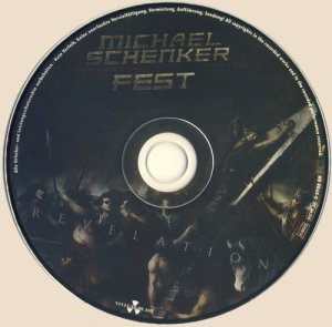 CD-Michael Schenker Fest - Revelation (2019)