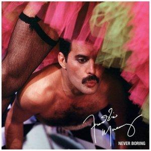 Freddie Mercury - Never Boring (2019) 3CD Box Set