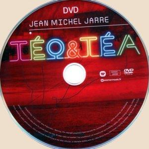 DVD-Jean Michel Jarre - Teo & Tea