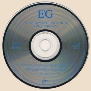 CD-King Crimson - In The Wake Of Poseidon