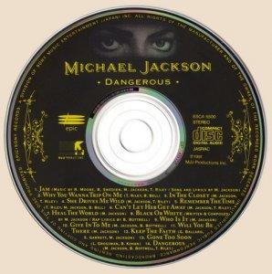 CD-Michael Jackson - Dangerous
