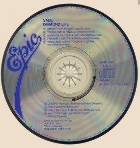 CD-Sade - Diamond Life