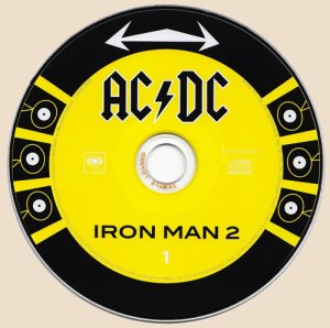 CD_ACDC - Iron Man 2