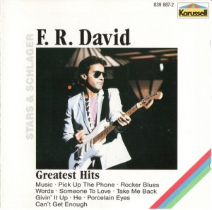 F. R. David - Greatest Hits (Words)
