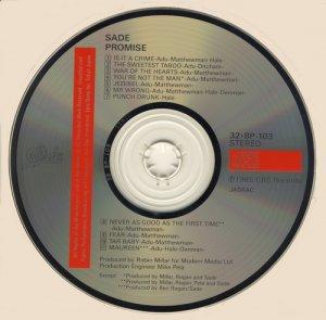 CD-Sade - Promise