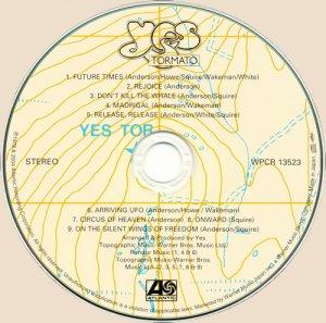 CD-Yes - Tormato