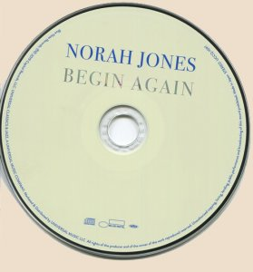 CD-Norah Jones - Begin Again