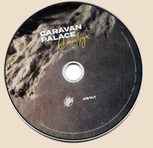 CD-Caravan Palace - Chronologic