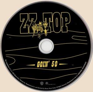 CD-ZZ Top - Goin 50
