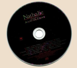 CD-Julio Iglesias - Nathalie Best Of Julio Iglesias