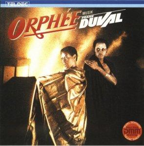 Frank Duval - Orphée