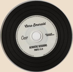 CD-Caro Emerald - Acoustic Sessions