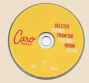 CD-Caro Emerald - Deleted Scenes From The Cutting Room Floor