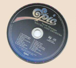 CD-Electric Light Orchestra – Secret Messages