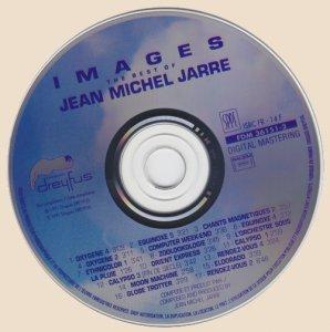 CD-Jean Michel Jarre - Images