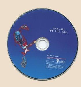 CD-Chris Rea - The Blue Cafe