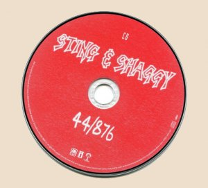 CD-Sting and Shaggy - 44/876