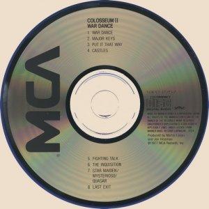 CD-Colosseum II - Wardance