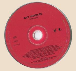 CD-Ray Charles - Friendship