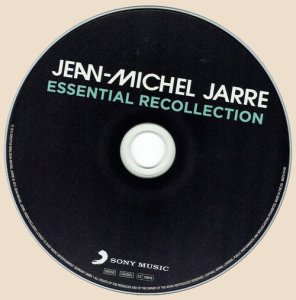 CD-Jean-Michel Jarre - Essential Recollection