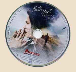 CD-Beth Hart - War in my Mind