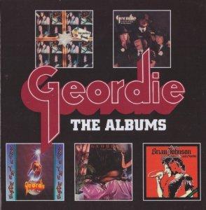 Geordie - The Albums