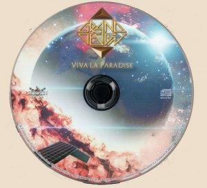 CD-Grand Design - Viva La Paradise