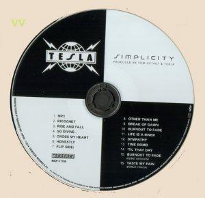 CD-Tesla - Simplicity