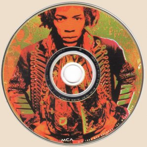 CD-Jimi Hendrix - The Ultimate Experience