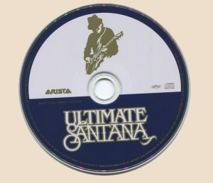 CD-Santana - Ultimate Santana