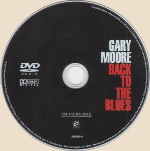 DVDA-Gary Moore - Back To The Blues