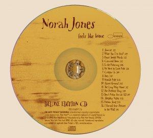 CD-Norah Jones - Feels Like Home