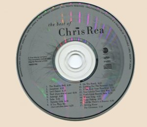 CD-Chris Rea - The Best of Chris Rea