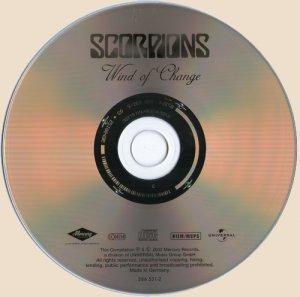 CD-Scorpions - Classic Bites