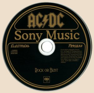 Disk-AC-DC - Rock Or Bust