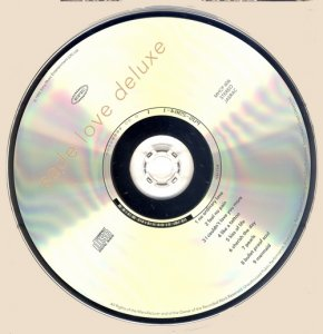 CD-Sade - Love Deluxe