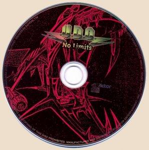 CD-U.D.O.– No Limits
